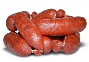 Chorizo gallego ahumado