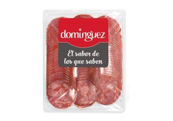 Chorizo extra loncheado Productos Cárnicos Domínguez